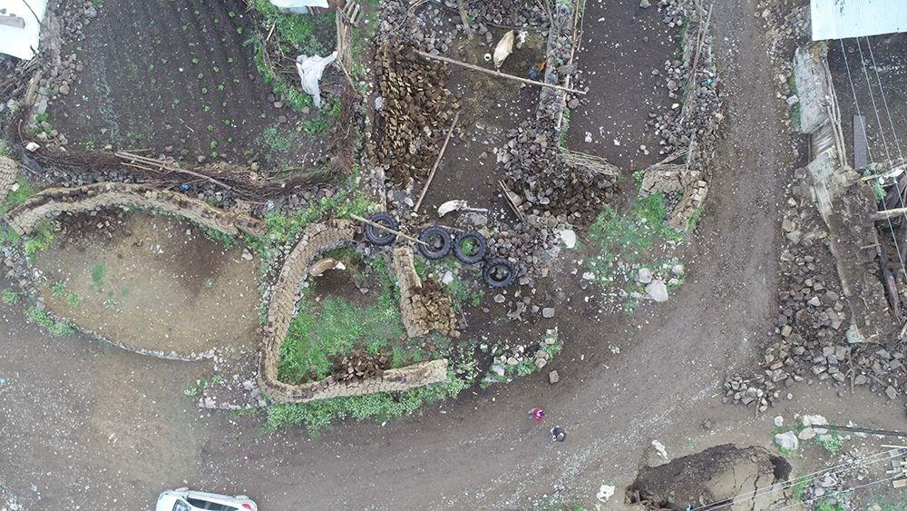 Bingöl'deki depremin boyutu gün ağarınca ortaya çıktı - 6
