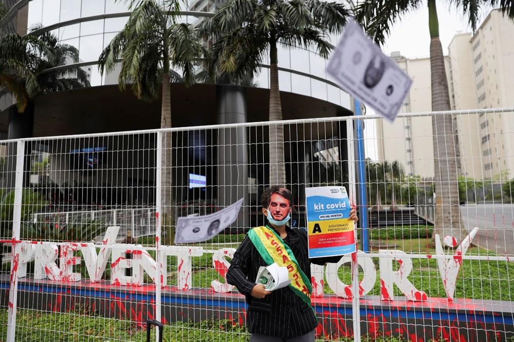Brezilya'da hastane skandalı: Covid-19 ölümlerini sakladı, yaşlılar üzerinde ilaç test etti - 4