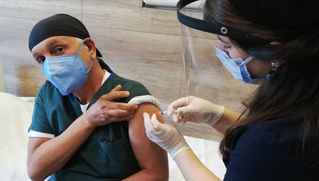 Covid-19 aşısı yaptıranların sayısı 950 bini geçti