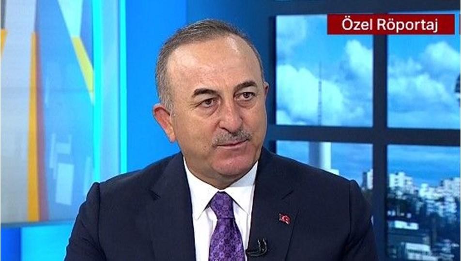 SON DAKİKA HABERİ: Dışişleri Bakanı Çavuşoğlu: Yunanistan ile tüm  sorunlarımızı konuşmaya hazırız | NTV