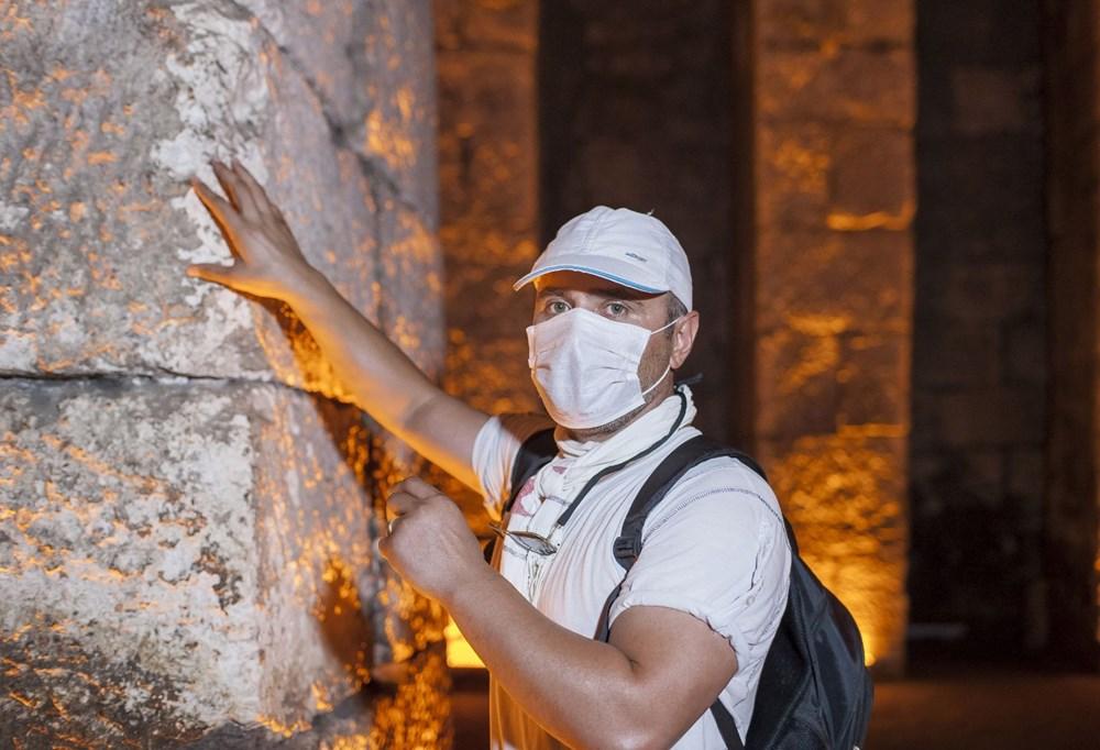 Dara Antik Kenti'nde ortaya çıkarılan sarnıç Yerebatan'dan daha derin - 7