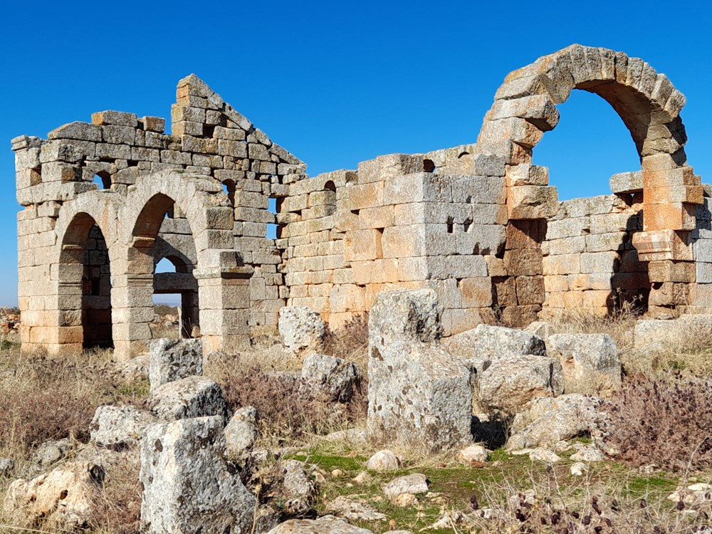 1500 yıllık Nuhrut Kilisesi restore edilmeyi bekliyor - 4