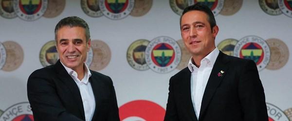 SON DAKİKA:Fenerbahçe'den Ersun Yanal açıklaması