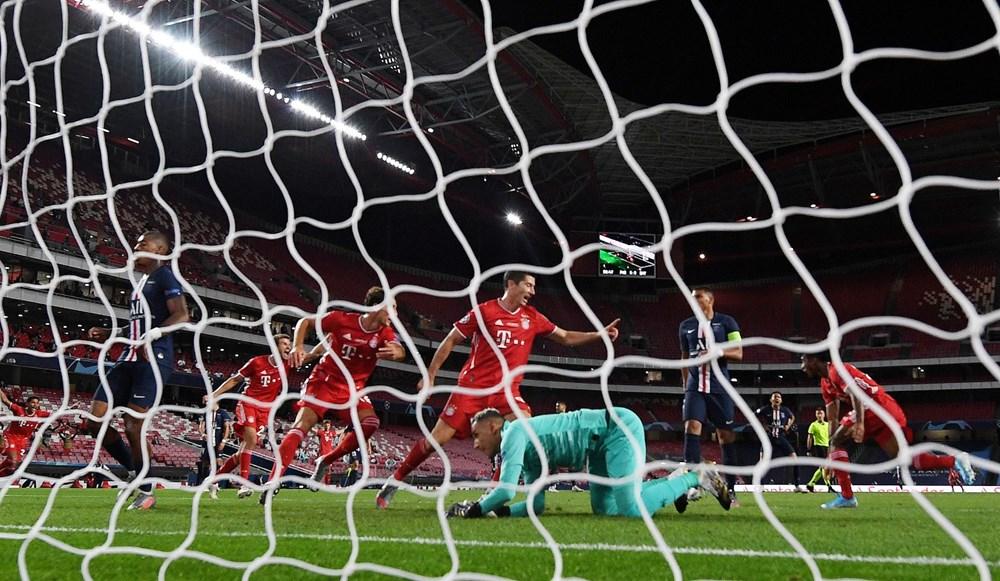 Şampiyonlar Ligi 2019-2020 sezonu şampiyonu Bayern Münih - 4