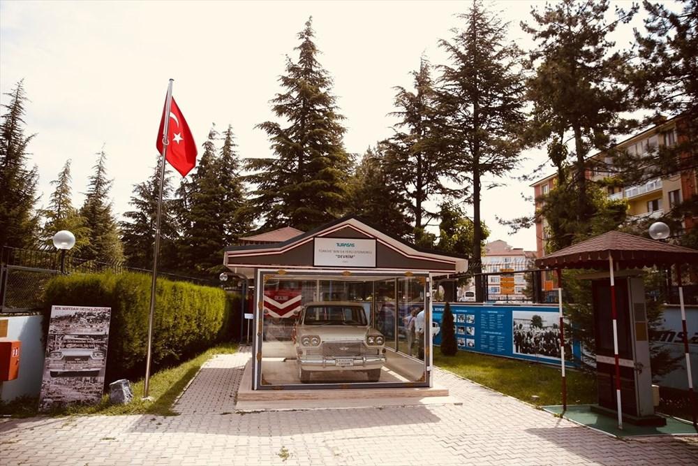 Devrim Otomobili Müzesi kapılarını yeniden açtı - 1