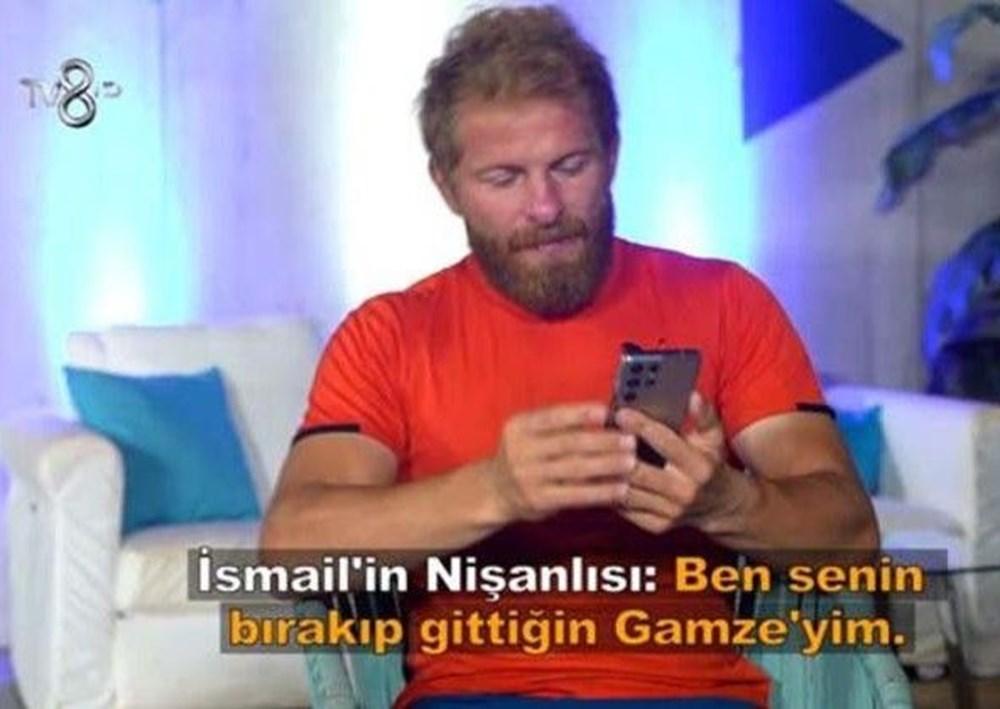 Survivor İsmail Balaban'ın nişanlısı konuştu: Ben senin bırakıp gittiğin Gamze'yim - 5