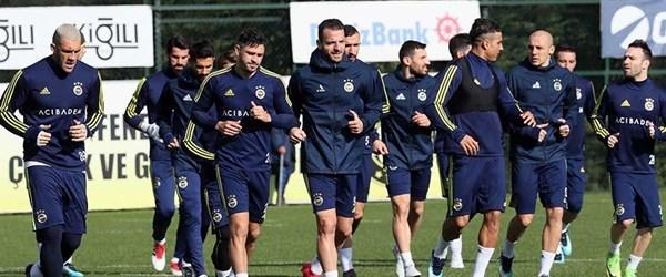 Fenerbahçe'ye sakatlardan iyi haber!