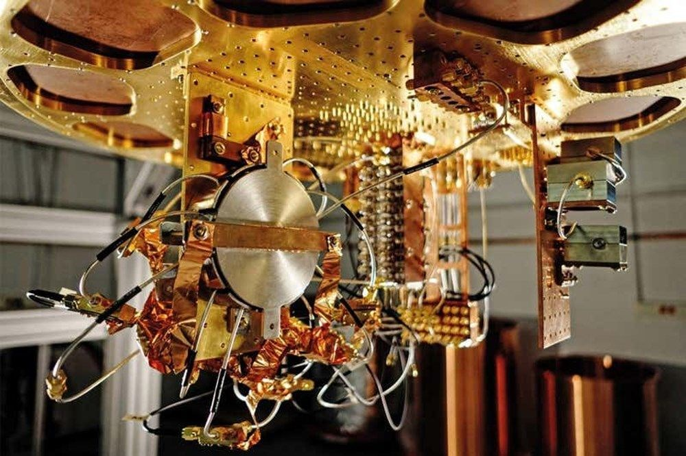 İşte bugüne kadar üretilen en güçlü kuantum bilgisayarı - 4