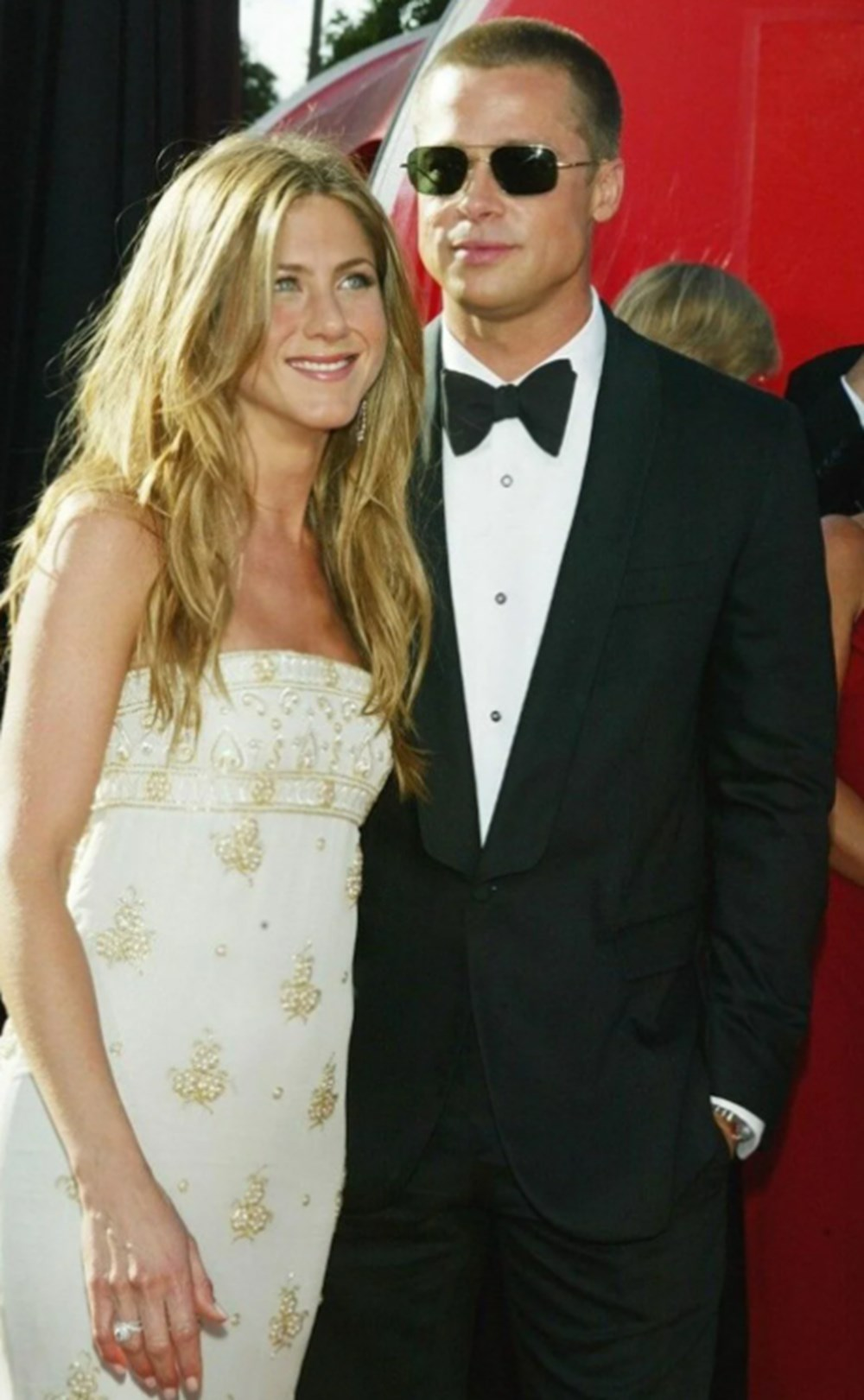Jennifer Aniston'dan Brad Pitt açıklaması: Biz iki dostuz - 2