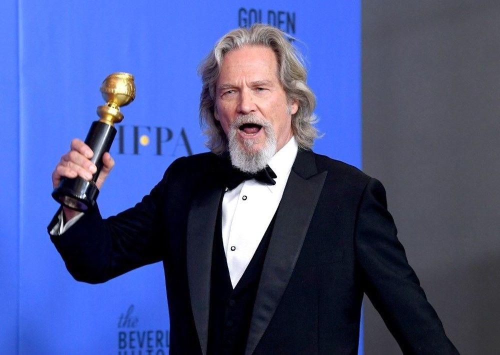 Kanser tedavisi gören Jeff Bridges'in son hali - 4