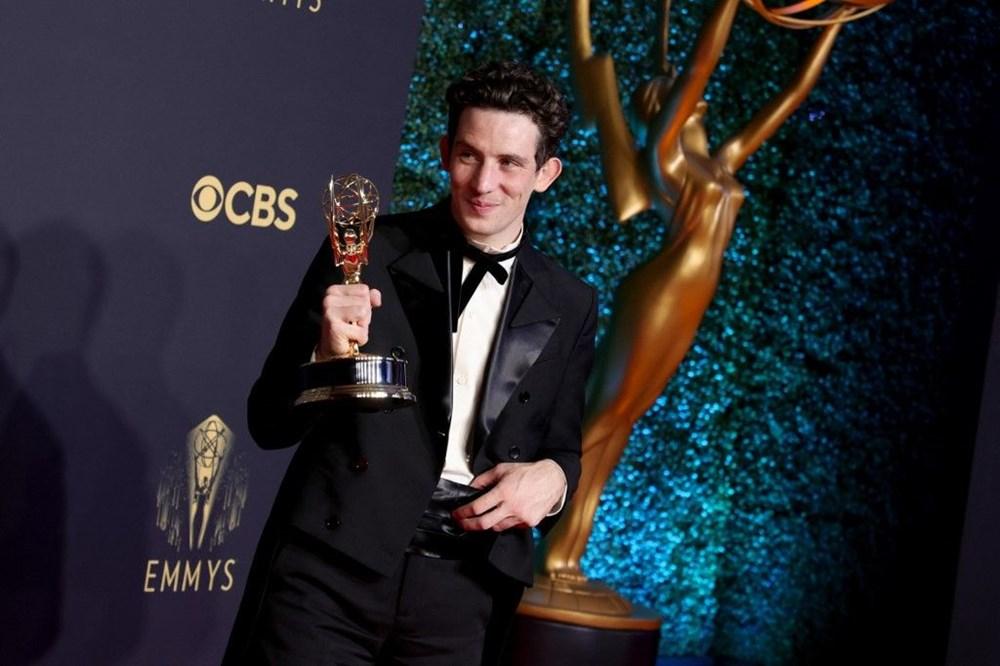 2021 Emmy Ödülleri'nin sahipleri belli oldu (73. Emmy Ödülleri'ni kazananlar) - 12