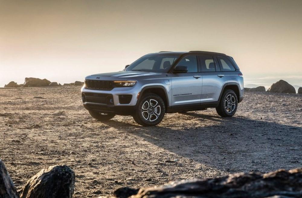 Yeni Jeep Grand Cherokee resmen tanıtıldı - 11
