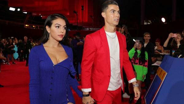 Ronaldo ile Georgina Rodriguez evlendi mi?