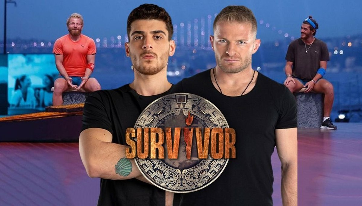 Survivor 2021'e Galataport'ta büyük final: Survivor şampiyonu Poyraz mı, İsmail mi?