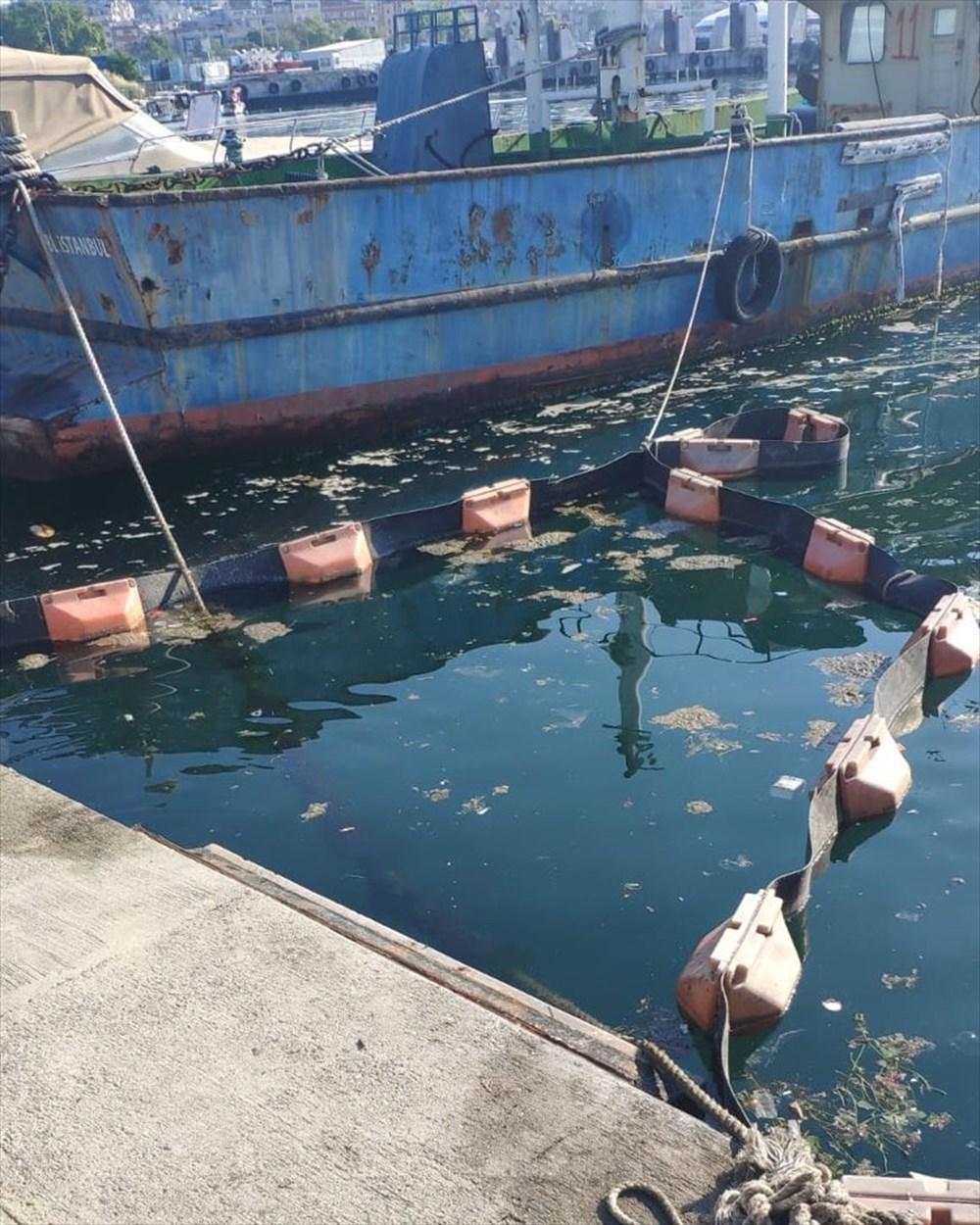 İstanbul Üniversitesi, müsilajı deniz bakterisiyle temizlemeyi başardı - 4