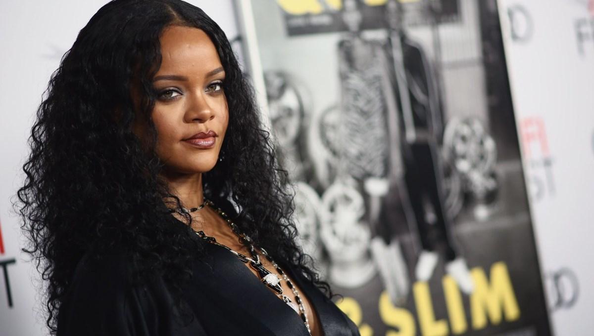 Rihanna ile ASAP Rocky el ele görüntülendi