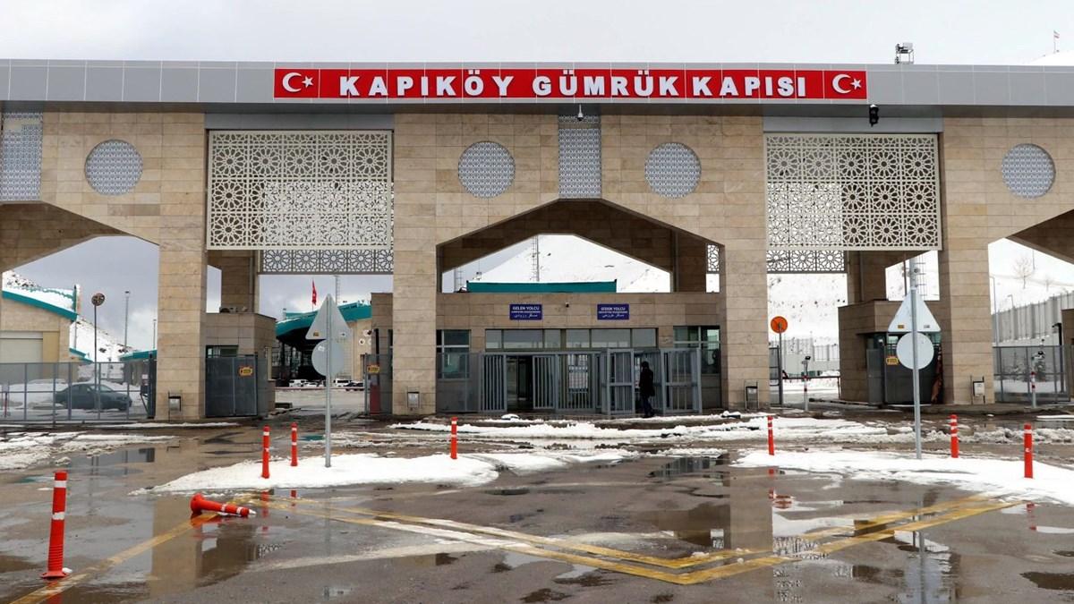 Kapıköy Sınır Kapısı açılıyor | NTV