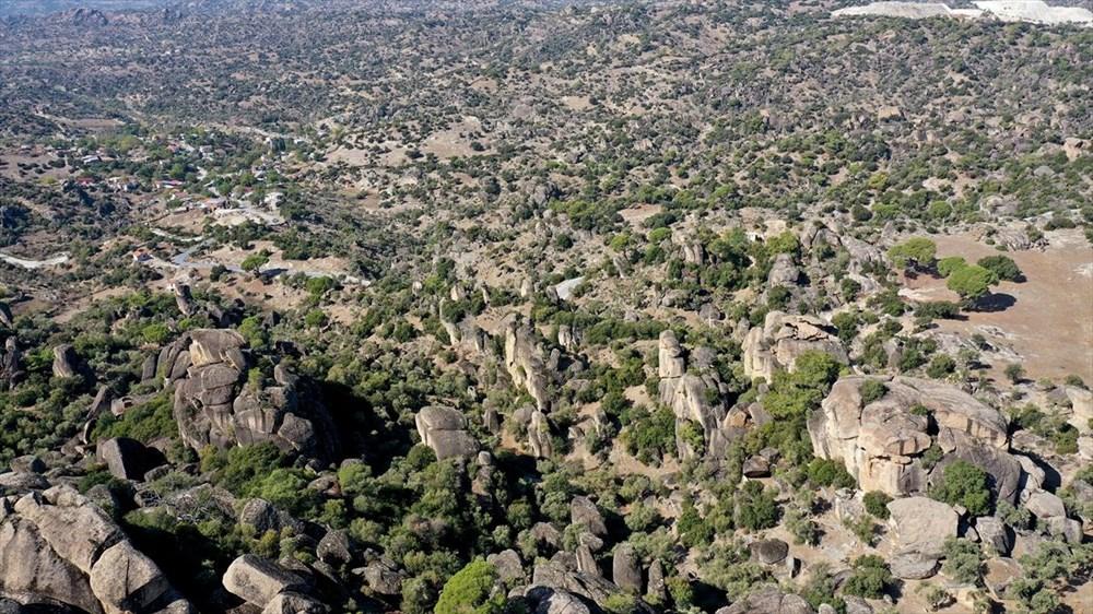 Latmos'daki kaya resimleri, dünyaya kardeşlik mesajıyla tanıtılacak - 10