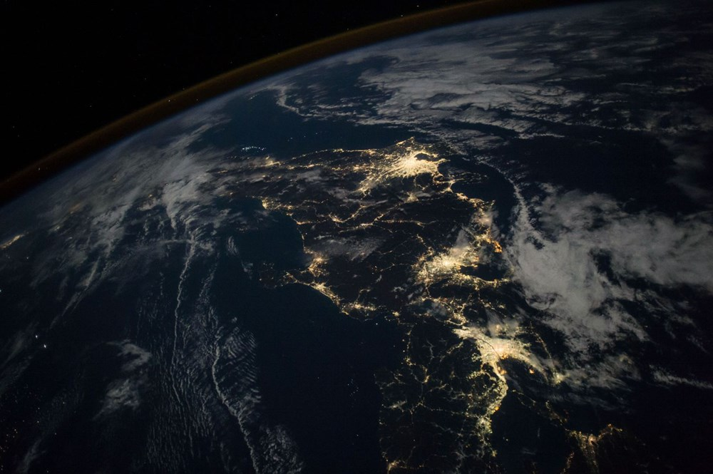 NASA'nın Van Gölü fotoğrafı finalde - 14