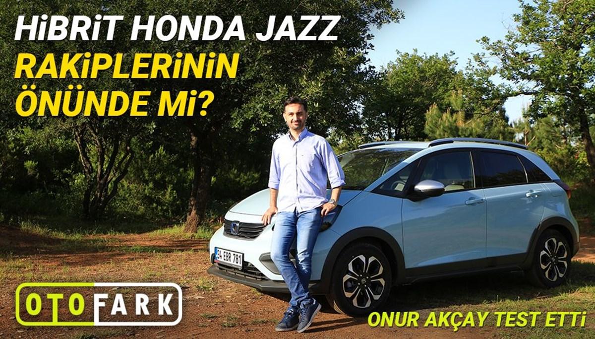 OTOFARK otomobil testi: Yeni Honda Jazz rakiplerinin önünde mi?