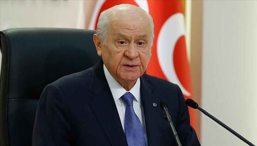 MHP lideri Bahçeli'den seçim açıklaması