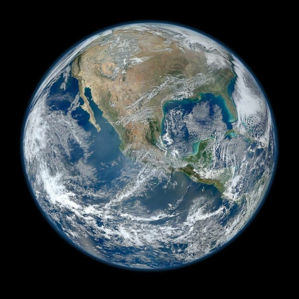 10 Earth photos from space - 4