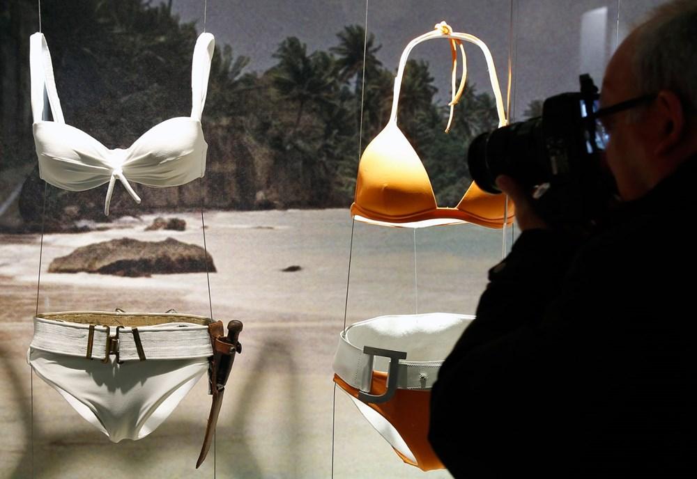 Ursula Andress'in James Bond bikinisi 500 bin dolara satılıyor - 2