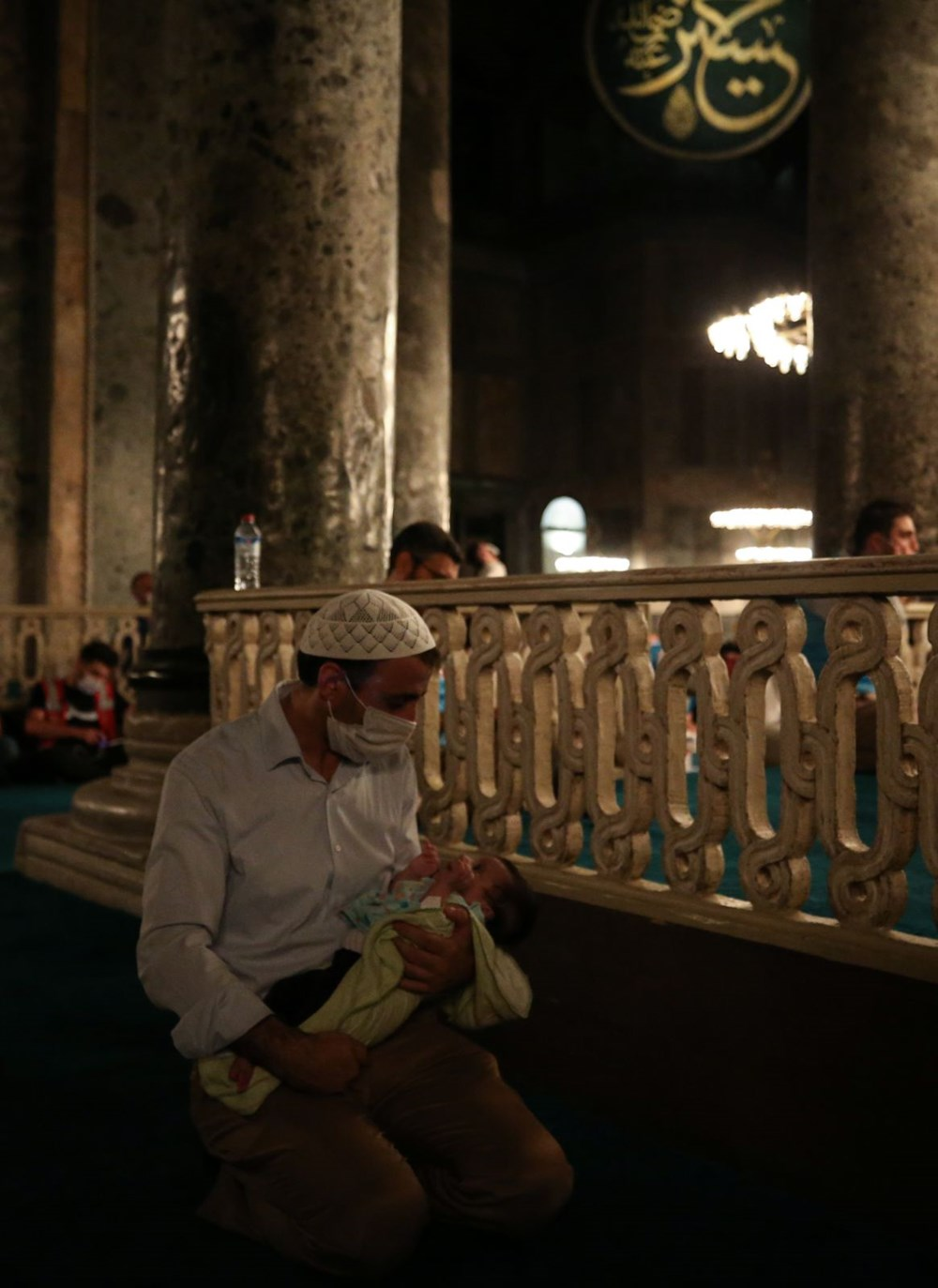The crowd does not decrease in Hagia Sophia - 9