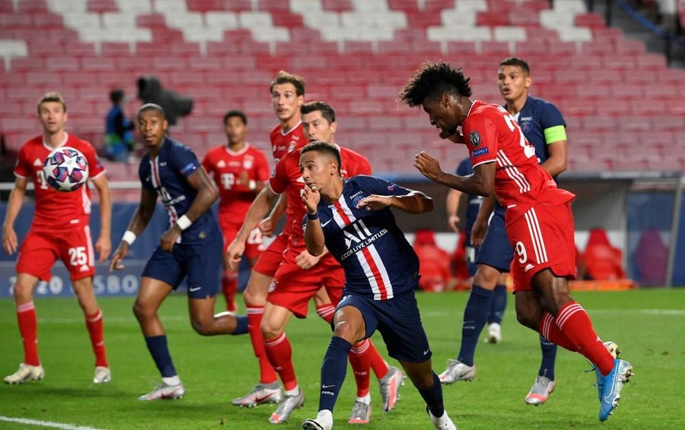 Şampiyonlar Ligi 2019-2020 sezonu şampiyonu Bayern Münih - 12