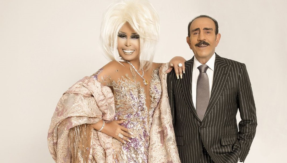 Bülent Ersoy ve Mustafa Keser'den 'Benzemez Kimse Bize'