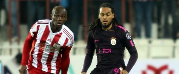 Sivasspor, Galatasaray'ı 2-1 yendi