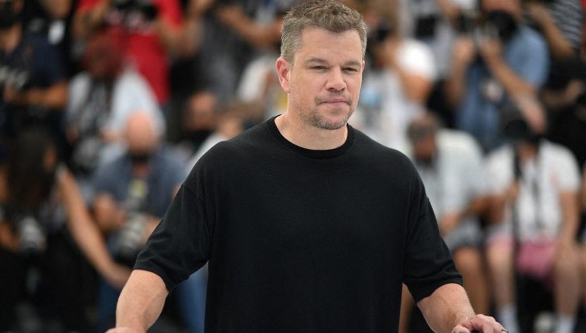Avatar'ı reddeden Matt Damon: Tarihe geçeceğim