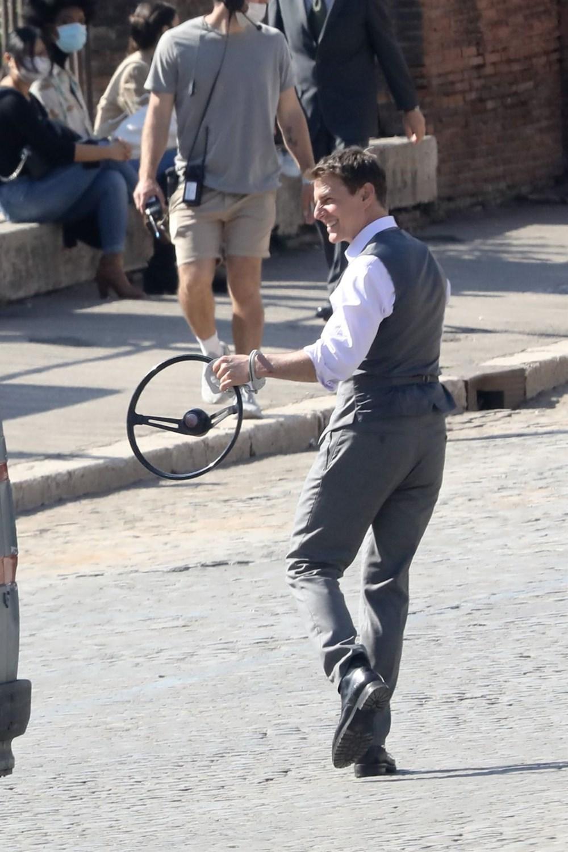 Tom Cruise'lu Görevimiz Tehlike 7 filmi böyle çekiliyor - 15