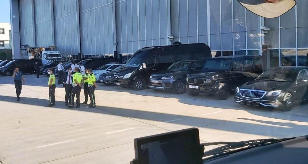 Katar kraliyet ailesi Bodrum'da: 2 kamyon eşya, 500 valiz - 17