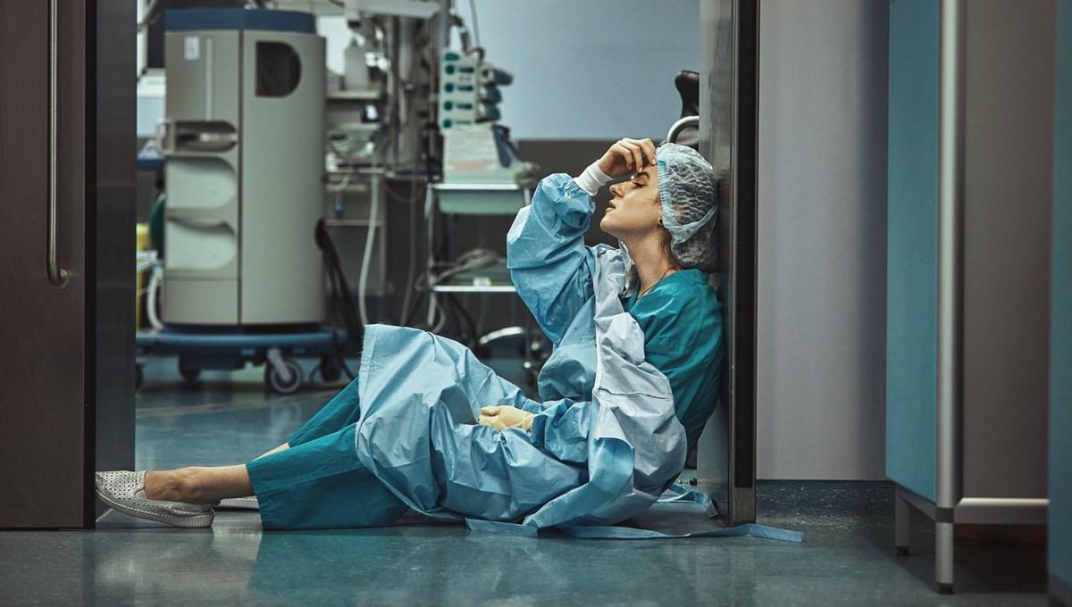 Pandemi doktorları vurdu: 2030 yılına kadar dünya çapında 18 milyon sağlık çalışanı açığı olacak