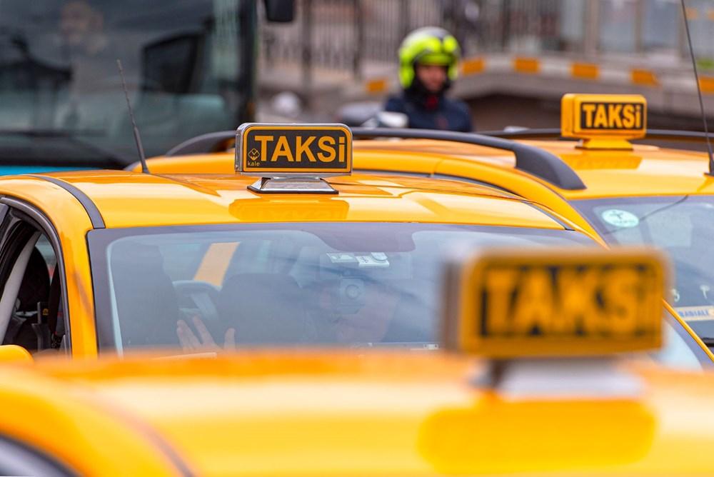 İstanbul'un bitmeyen taksi sorunu:  Krizin nedeni plaka ağalığı - 9