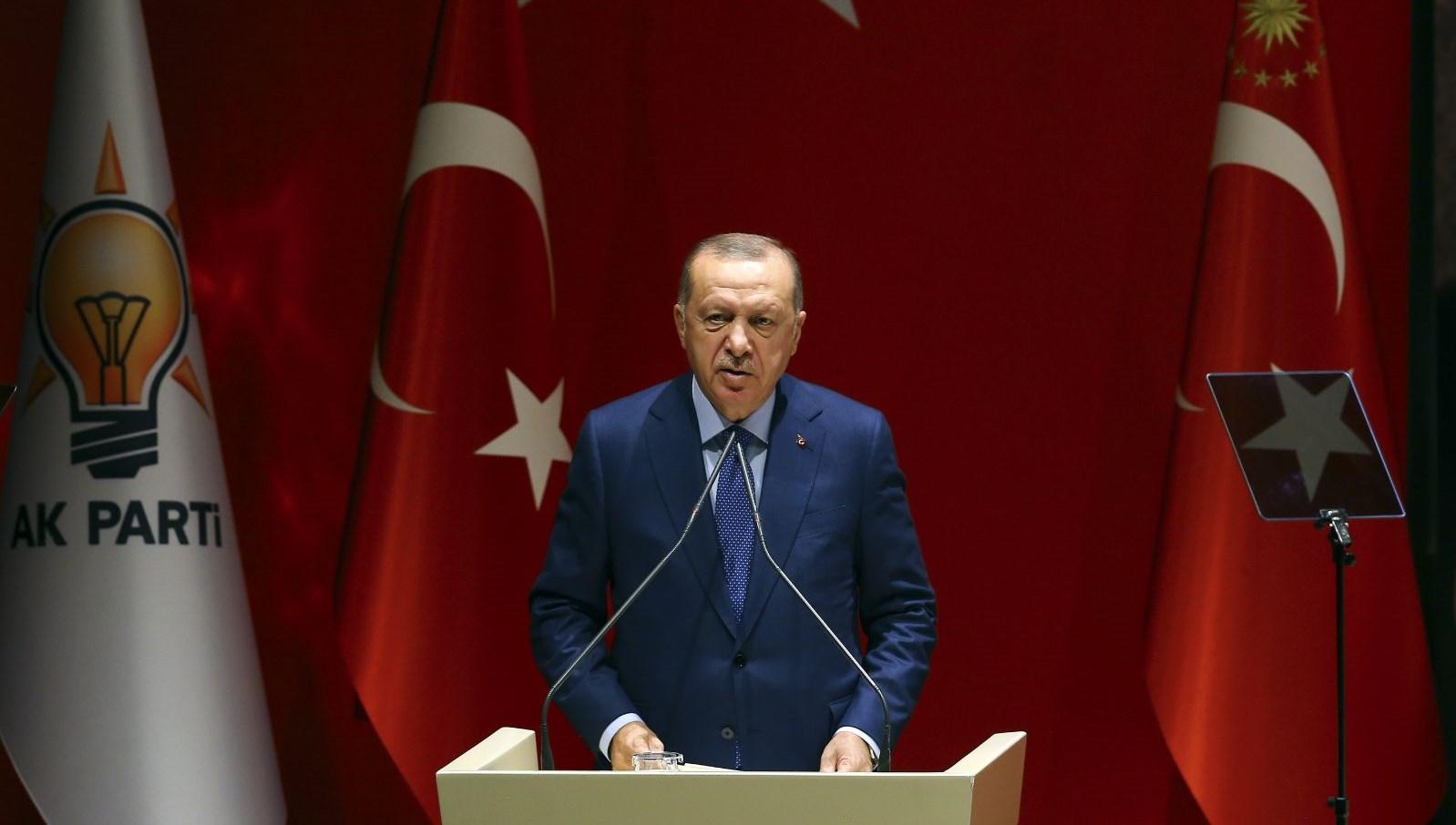 ''AK Parti'de eski diye bir kavram yok''
