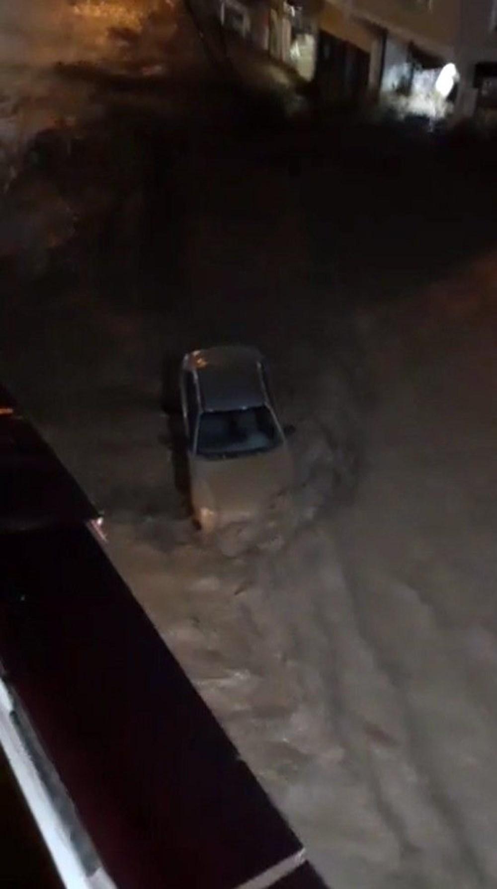Giresun'u sel vurdu: 3 kişi hayatını kaybetti - 10