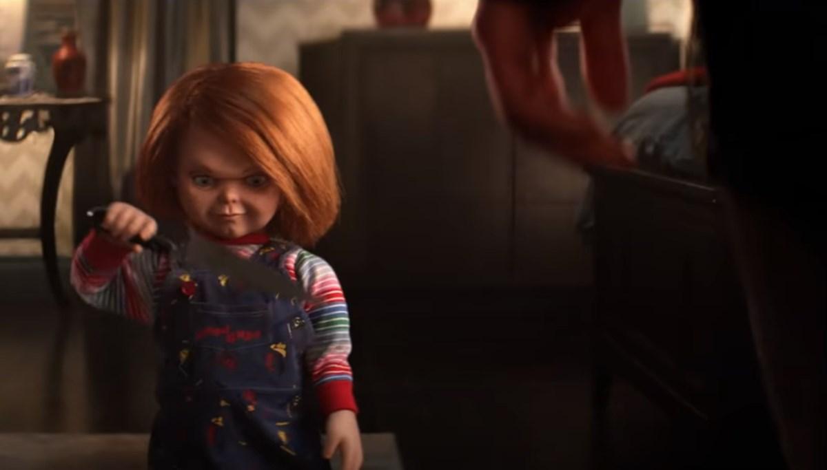 Yeni Chucky dizisinden ilk tanıtım