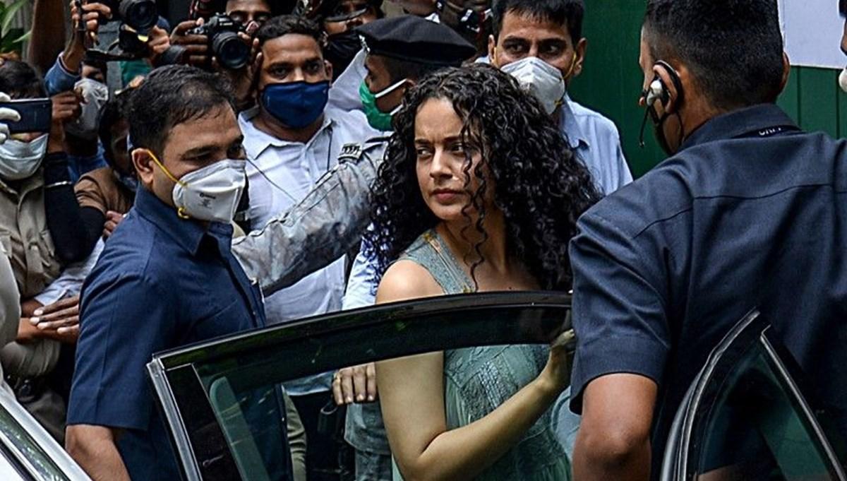 Bollywood yıldızı Kangana Ranaut'a sosyal medya engeli
