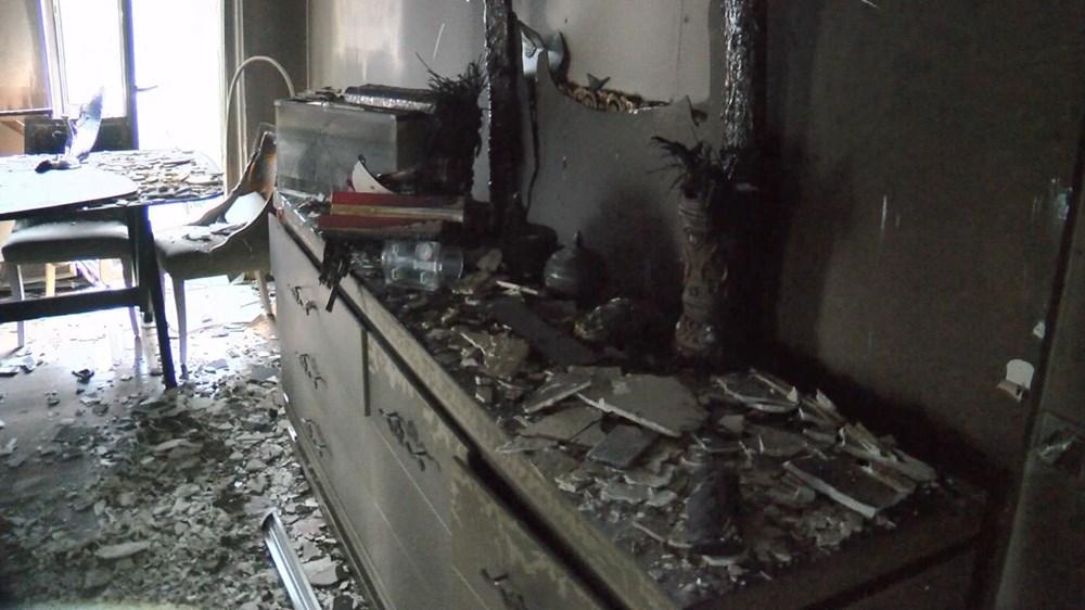 Evi yanan Çılgın Sedat konuştu: Bomba atsan böyle olmaz - 3