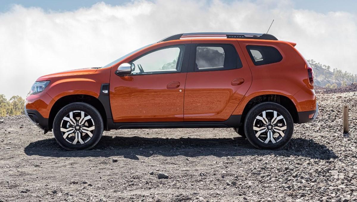 Dacia Duster yenileniyor (EDC şanzımana kavuşuyor)