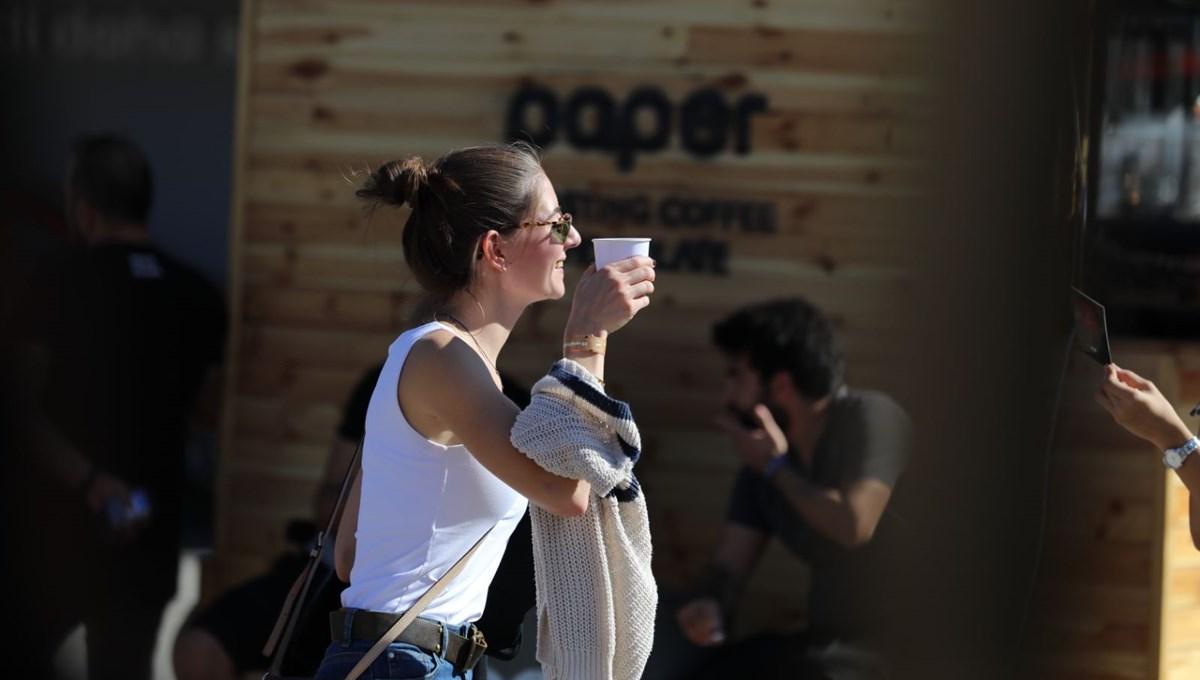 Kahve festivali 1 Ekim Dünya Kahve Günü'nde geri dönüyor