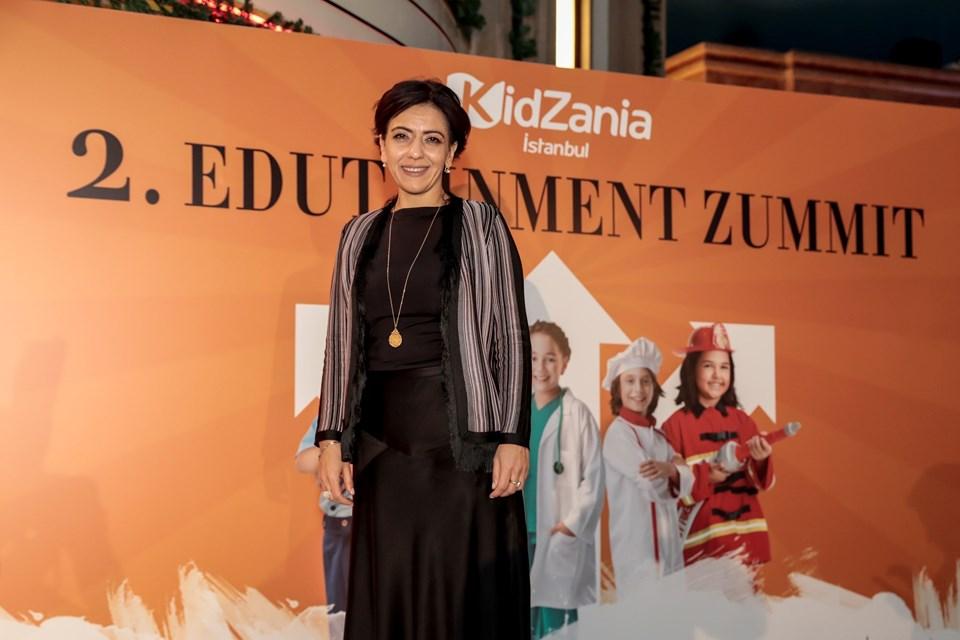 KidZania'nın CEO'su Ebru Timur