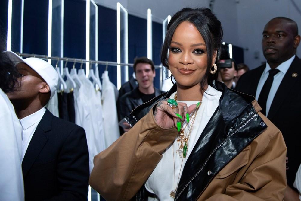 Rihanna'dan yeni albüm açıklaması: Bu bir meydan okuma - 4
