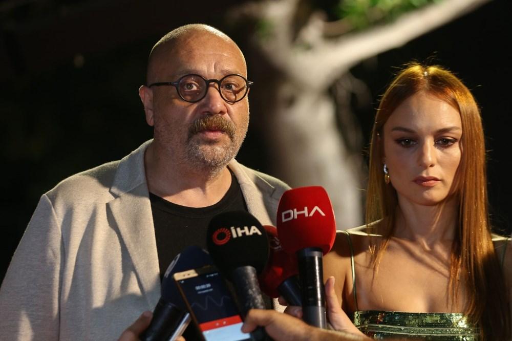 Altın Portakal Film Festivali kırmızı halı geçişiyle başladı - 3
