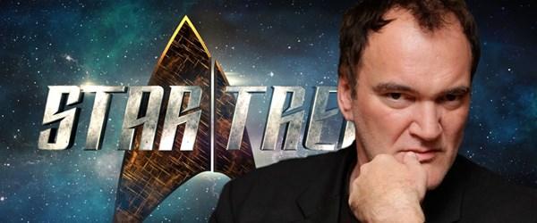Quentin Tarantino'dan 18 yaş sınırlı Star Trek filmi