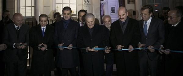 Başbakan Yıldırım Dome Group Yatırım Bankası'nı açtı