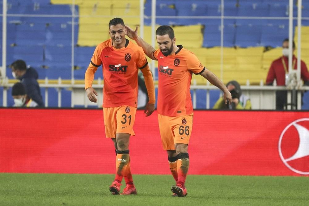 Derbide kazanan Galatasaray - 31