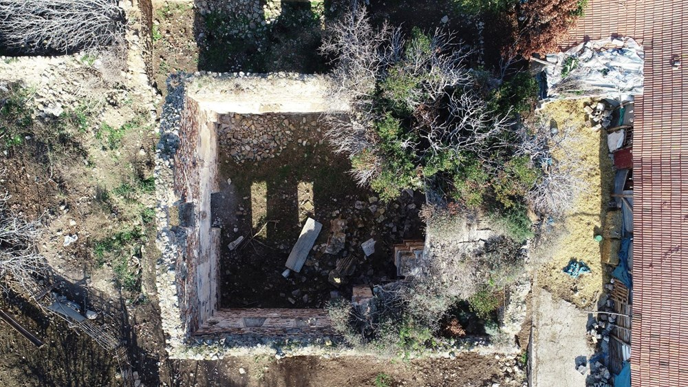 Bursa'da tarihi Aya Yani Kilisesi definecilerin hedefi oldu - 9